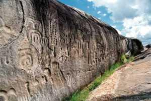 Que magnífico, não?! Ela integra o rol de mistérios de civilizações antigas, assim como as Linhas de Nazca.
